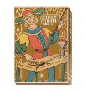 Golden Wirth Tarot - 22 Tarocchi Dorati — Carte