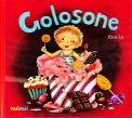 Golosone - Copertina 3D - Libro