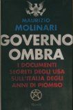 Governo Ombra  - Libro