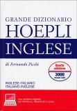 Grande Dizionario Hoepli Inglese  — Libro