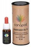 Grapeseed Oil 15 - Olio di Semi di Vinaccioli + CBD e Linalolo