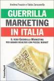 Guerrilla Marketing in Italia - Libro