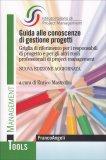 Guida alle Conoscenze di Gestione Progetti - Libro