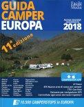 Guida Camper Europa 2018 - Libro