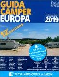 Guida Camper Europa 2019 — Libro