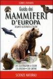 Guida dei Mammiferi d'Europa — Libro