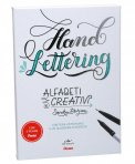 Kit Hand Lettering - Alfabeti Creativi — Libro