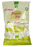 Happy Pop Chips di Mais & Riso con Olio Extravergine di Oliva