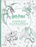 Harry Potter - Animali Fantastici - Colouring Book