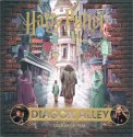 Harry Potter - Diagon Alley - L'album del Film - Libro
