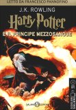 Harry Potter e il Principe Mezzosangue — Audiolibro CD Mp3