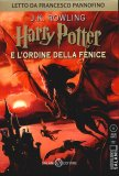 Harry Potter e l'Ordine della Fenice — Audiolibro CD Mp3