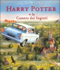 Harry Potter e la Camera dei Segreti - Edizione Illustrata - Libro