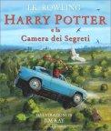 Harry Potter e la Camera dei Segreti - Edizione Illustrata — Libro
