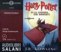 Harry Potter e la Camera dei Segreti - Audiolibro - 8 CD