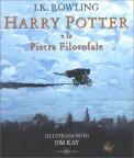 Harry Potter e la Pietra Filosofale - Edizione Illustrata — Libro