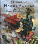 Harry Potter e la Pietra Filosofale - Edizione Illustrata - Libro