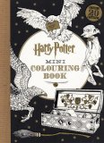 Harry Potter - Mini Colouring Book - Libro