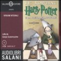 Harry Potter e la Pietra Filosofale - 8 CD Audiolibro