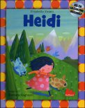 Heidi con CD Audio