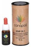 Hemp Oil 5 - Olio di semi di Canapa