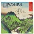 Hiroshige - Calendario 2020 — Calendario