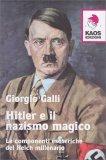 Hitler e il Nazismo Magico - Libro