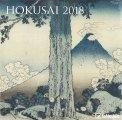 Hokusai - Calendario 2018