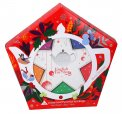 Holiday Collection - Red & Silver Star Gift Pack - 16 Infusi