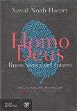 Homo Deus - Libro