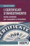 I Certificati d'Investimento - Libro