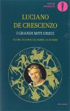 I Grandi Miti Greci - Libro