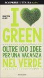 I Love Green  - Libro