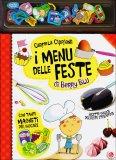 I Menù delle Feste di Berry Blu  - Libro