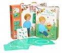 I Miei Libri Montessori - La Valigetta dei Numeri - Cofanetto