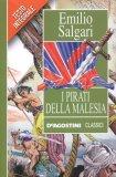 I Pirati della Malesia  — Libro