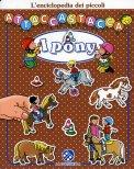 I Pony - Attaccastacca Libro