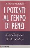 I Potenti al Tempo di Renzi - Libro