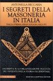 I Segreti della Massoneria in Italia - Libro