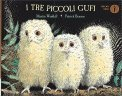 I Tre Piccoli Gufi - Libro
