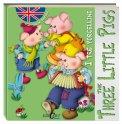 I Tre Porcellini - Versione Inglese con CD  - Libro