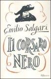 Il Corsaro Nero — Libro
