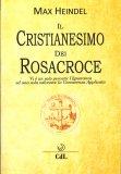 Il Cristianesimo dei Rosacroce - Libro