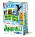Il Fantastico Mondo degli Animali - Carte Quiz