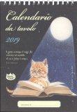 Il Gatto e la Luna 2019 - Calendario da Tavolo