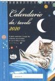 Il Gatto e la Luna - Calendario da Tavolo 2020 — Calendario
