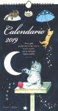 Il Gatto e la Luna - Calendario Medio 2019