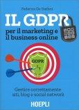 Il GDPR per il Marketing e il Business Online — Libro