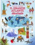 Il Grande Atlante Illustrato - Libro