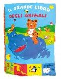 Il Grande Libro degli Animali - Libro di Stoffa